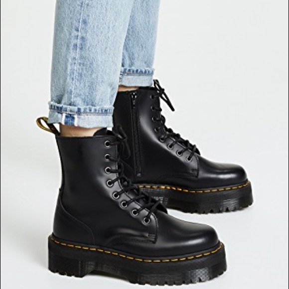 6526a5093e3a1 Dr. Martens Shoes - Like New Dr. Martens JADON SOLD OUT EVERYWHERE 💀